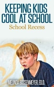 Keeping kids cool at school
