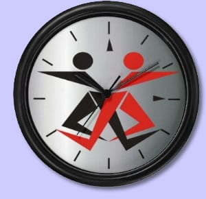 exercise clock physical education