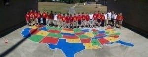u s playground map stencil