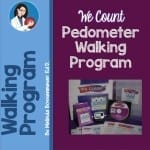 WE Count Walking Program