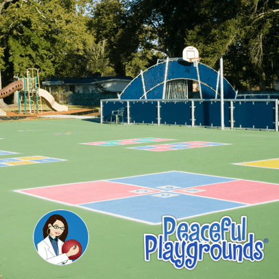 Peaceful Playgrounds