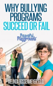 Bullying Prevention What Works