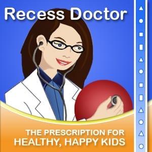 New Recess Doctor Logo