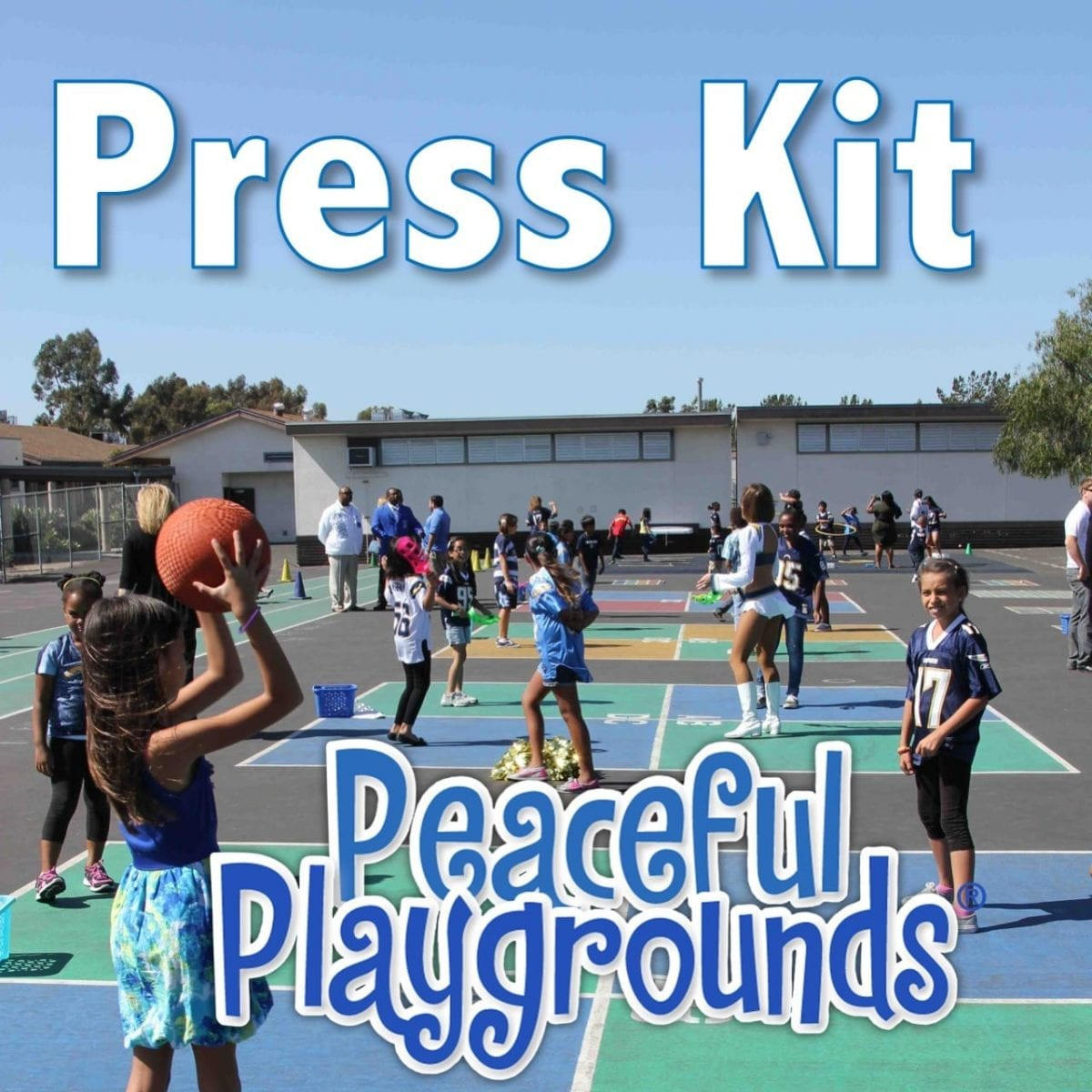 Press Kit Peaceful Playgrounds