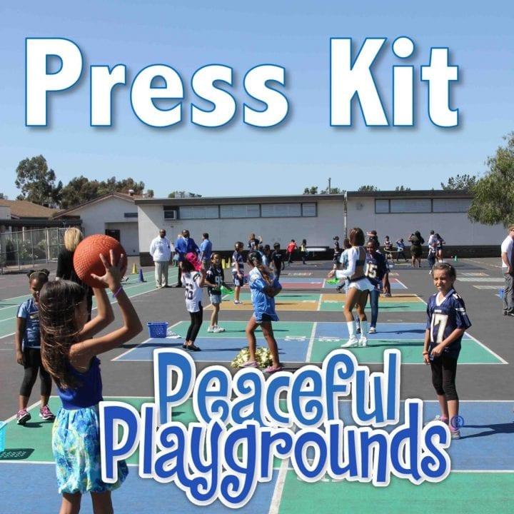Press Kit Peaceful Playgrounds