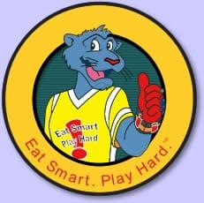 Eat smart play hard