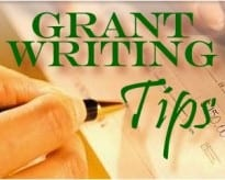 government grant writing training