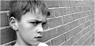 bullied student