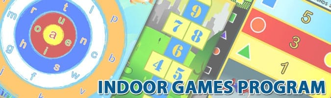 2 Go Indoor Games Program for Recess and PE