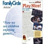 Family Circle Playground Games
