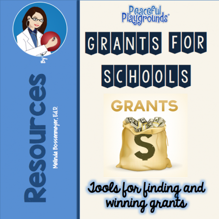 Peaceful Playgrounds School Playground Grants