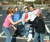 physical activity at recess