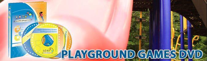 Instructional Playground Games DVD