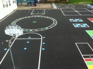 Peaceful Playground design