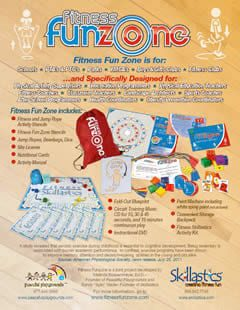 brochure Fitness Fun Zone