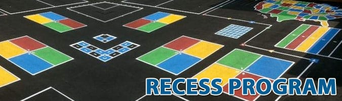 peaceful playgrounds recess program