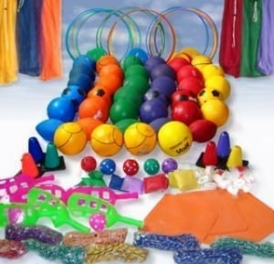 PE and Recess Equipment