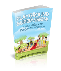 Playground Supervision Book