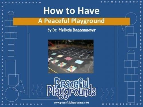 Peaceful Playground Training Staff