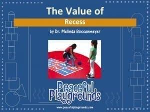 Value of Recess Webinar