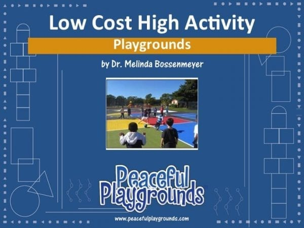 Low Cost, High Activity Playgrounds