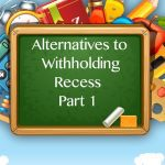 withholding recess