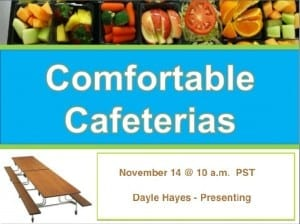 Comfortable Cafeteria