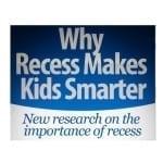 Recess makes kids smarter