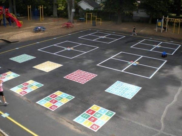 outdoor recess