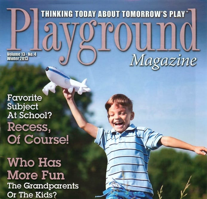 Playground Magazine Article