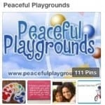 Peaceful Playgrounds on Pinterest