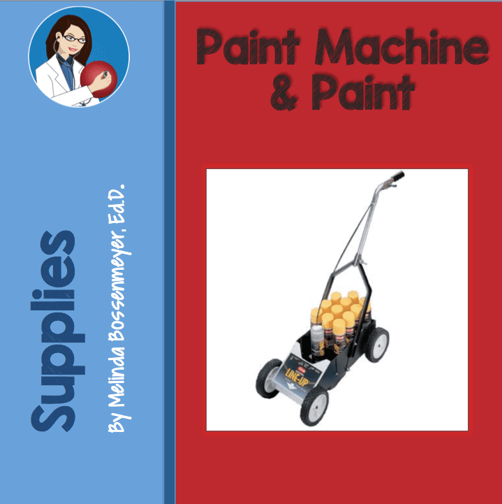 paint and paint machine