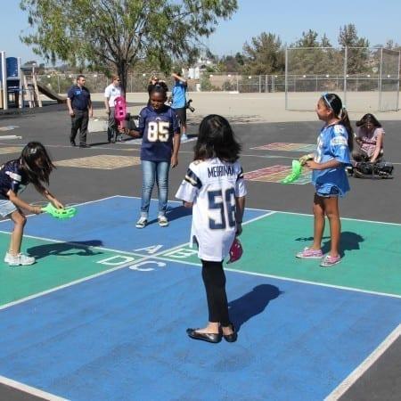4 square Nye Elementary 3