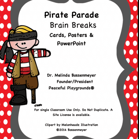 Pirate Brain Breaks