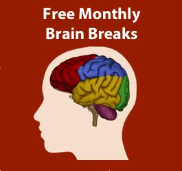 Free Monthly Brain Breaks