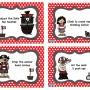 Pirate Brain Break Cards