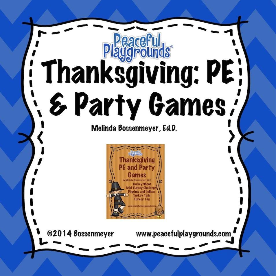 Thanksgiving Games Cov