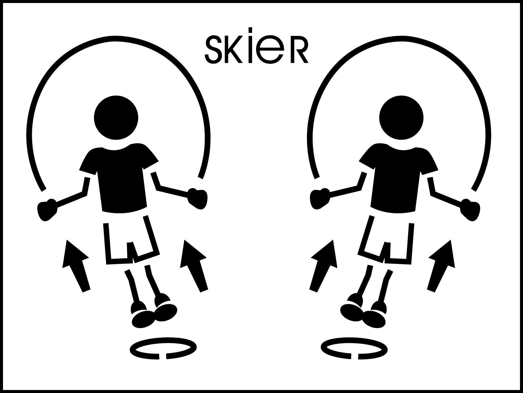 3-Skier