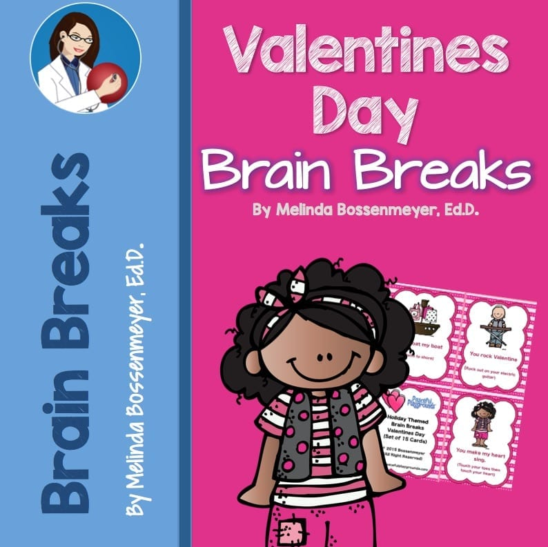Brain Breaks Valentine's Day