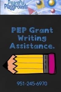 PEP Writing Help