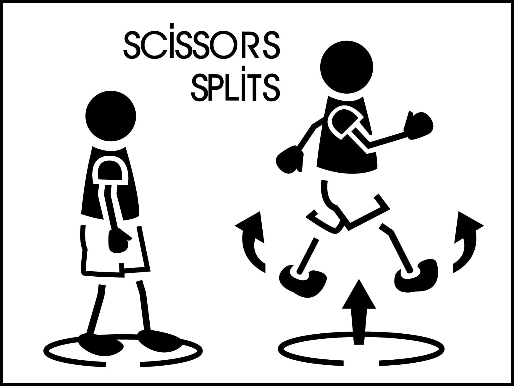 Scissors-Split