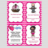 Valen Cards Sample Sq