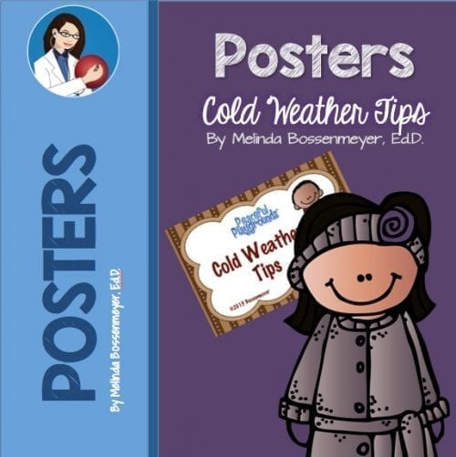 Cold Weather Posters