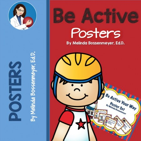 Posters Be Active