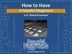 How to have a Peaceful Playground