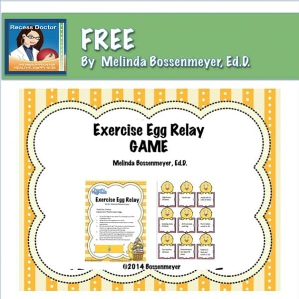Exercise Egg Relay 8x8
