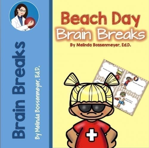 Brain Breaks Beach Day