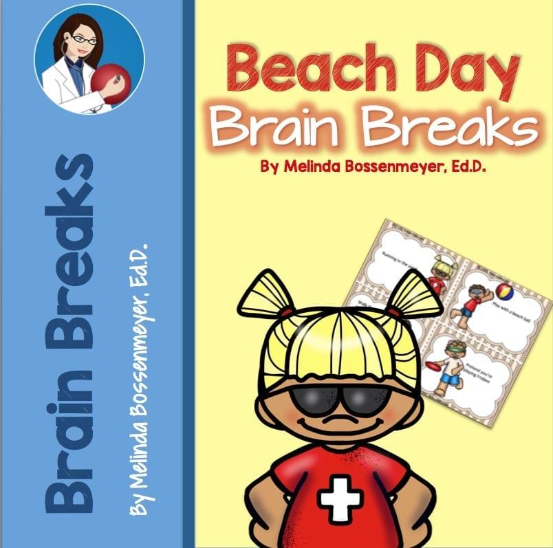 Brain Breaks Beach Day