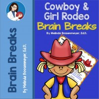 Brain Breaks Cowgirl