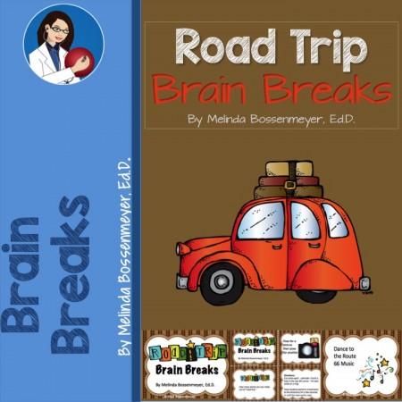 Brain Breaks Road Trip